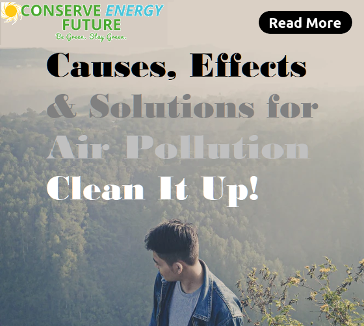 Causes, Effects & Solutions for Air Pollution. Clean it Up! HSM March 2020