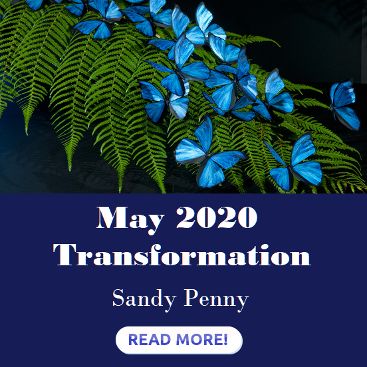 May 2020 Transformation by Sandy Penny