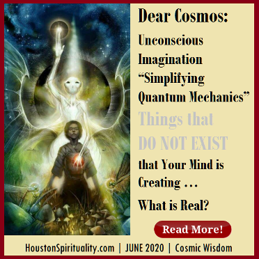 Dear Cosmos. What is Real? by David LE