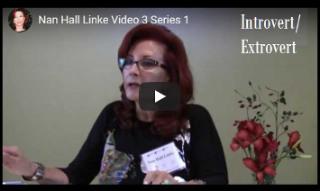 Nan Hall Linke on Introverts/Extroverts, Journaling, Retreating