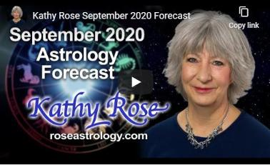 Rose Astrology Video for the month