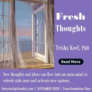 Fresh Thoughts by Trisha Keel