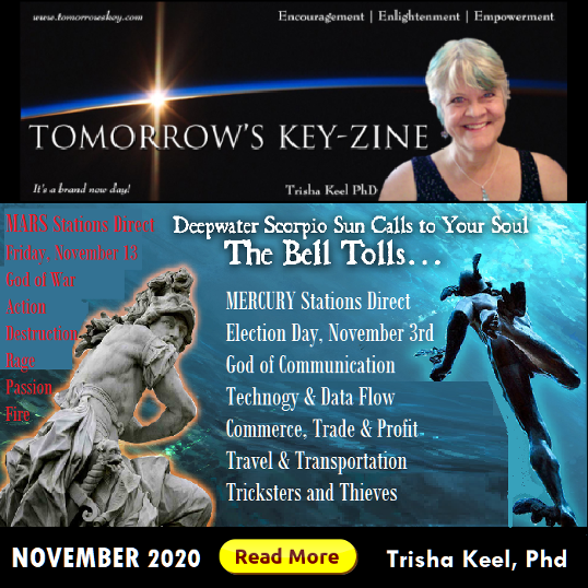KeyZine for October 2020,