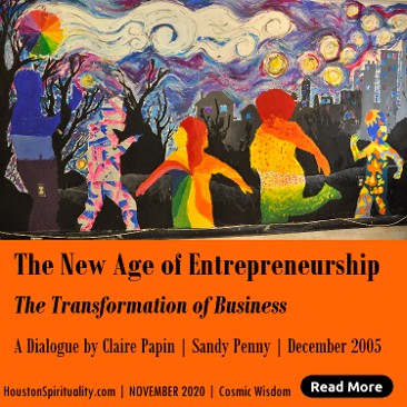 The New Age of Entrepreneurship by Claire Papin and Sandy Penny
