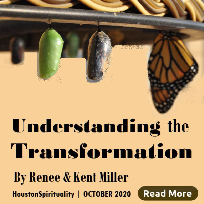 Understanding the Transformation by Kent and Renee Miiller