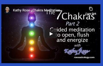 7 Chakras Meditation by Kathy Rose