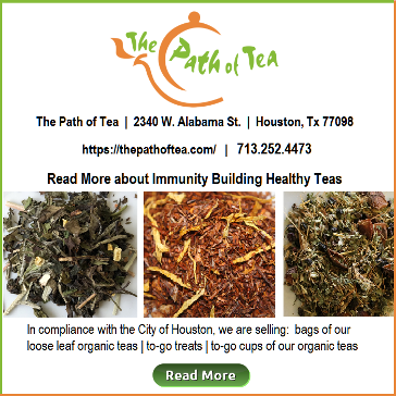 Immunity Building Teas from the Path of Tea