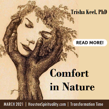 Trisha Keel Monthly Transformation Time article