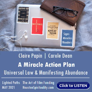 Claire Papin interviews Jacquelyn Small on Sacred Inner Growth