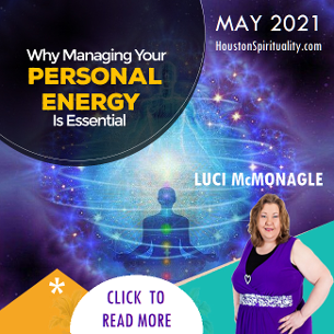 Luci McMonagle, The Mystic, Monthly article
