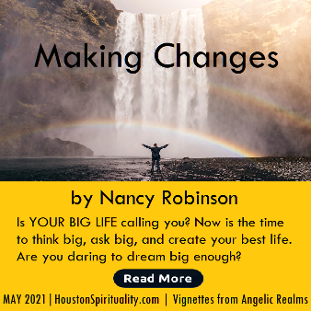 Monthly Wisdom by Nancy Robinson