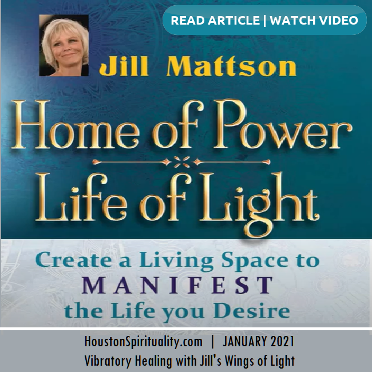 Home of Power Life of Light by Jill Mattson