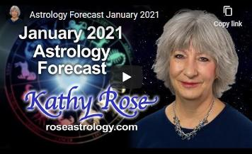 Monthly Astrology with Kathy Rose