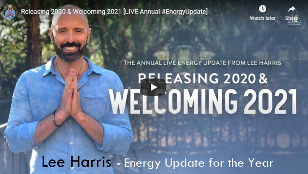 Lee Harris Energy Update for the Year 2021