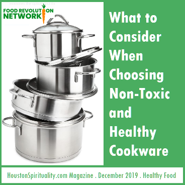 Choosing Non-Toxic Cookware. HSM Healthy Food.
