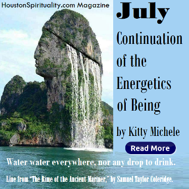continuation of the Energetics of Being by Kitty Michele