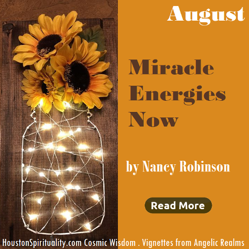 Miracle Energies Now by Nancy Robinson