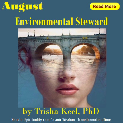 Environmental Steward by Trisha Keel