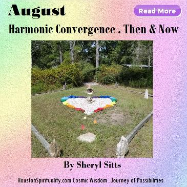 Harmonic Convergence. Then and Now. By Sheryl Sitts