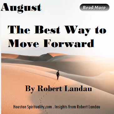 The Best Way to Move Forward by Robert Landau