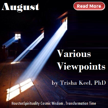 Various Viewpoints by Trisha Keel