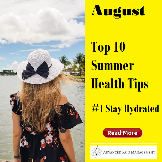 Top 10 Summer Health Tips. click