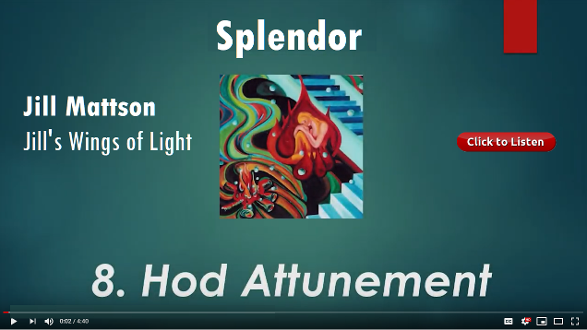 Splendor, Hod Attunement by Jill Mattson