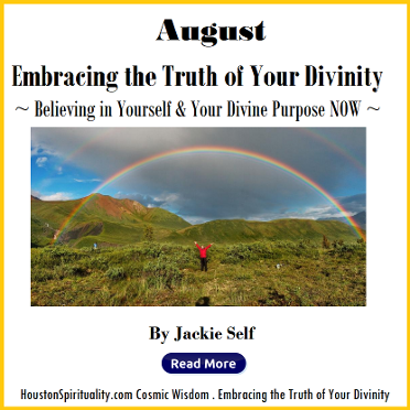 Believing in Yourself & Your Divine Purpose NOW! by Jackie Self