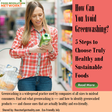 ECO FRIENDLY: How Can You Avoid Greenwashing?