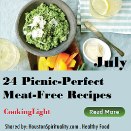24 Picnic-Perfect Meat-Free Recipes. Cooking Light. Healthy Food