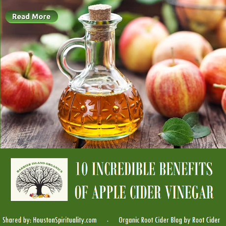 10 Incredible benefits of apple cider vinegar