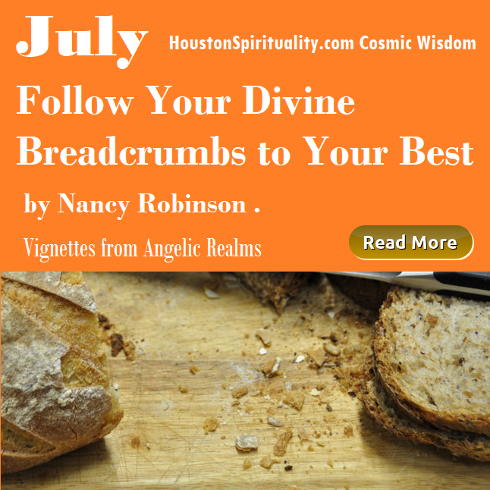 Follow Your Divine Breadcrumbs to Your best by Nancy Robinson