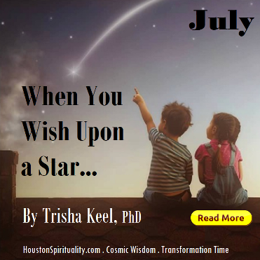 When You Wish Upon a Star by Trisha Keel
