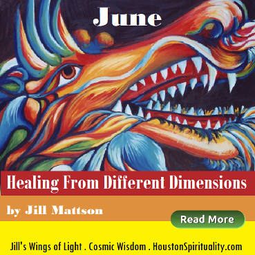 Jill Mattson Healing fro Different Dimensions