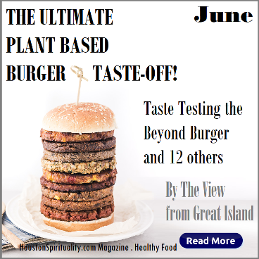 Healthy Food . The Ultimate Plant Based Burger Taste-Off~