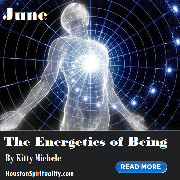 The Energetics of Being by Kitty Michele