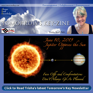 Trisha Keel's June Tomorrow's KeyZine