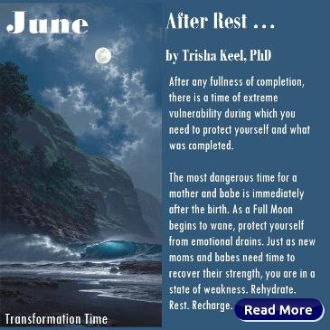 After Rest by Trisha Keel read more