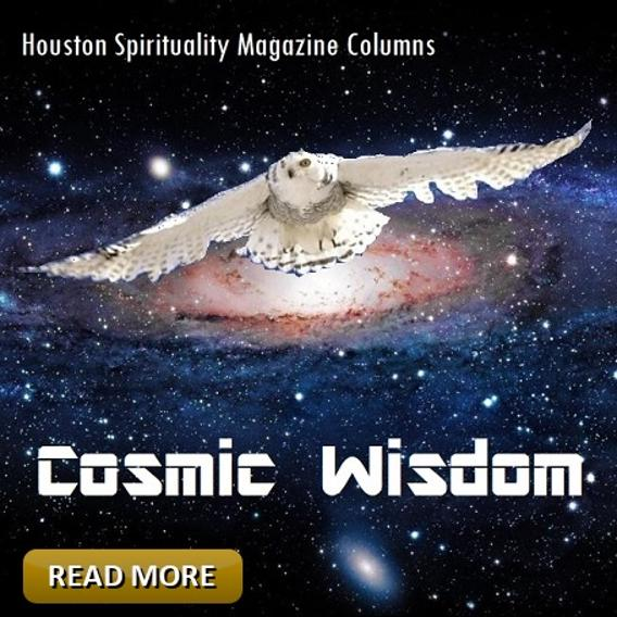 Cosmic Wisdom Monthly Columnists click