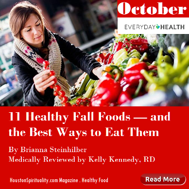 11 Healthy Fall Foods and the Best Ways to Eat Them
