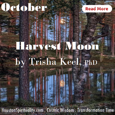 Harvest Moon by Trisha Keel, Transformation Time, HSM October