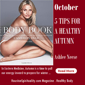 5 Tips for a Healthy Autumn by Ashlee Neese