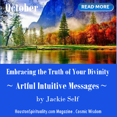 Artful Intuitive Messages. Embracing Your Divinity