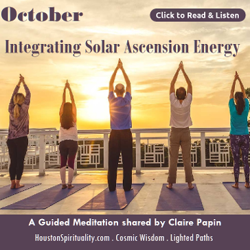 Integrating Solar Ascension Energy, a video by Claire Papin
