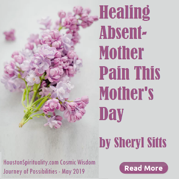 Healing Absent Mother Pain by Sheryl Sitts