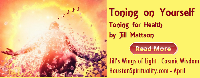 Toning on Yourself by Jill Mattson