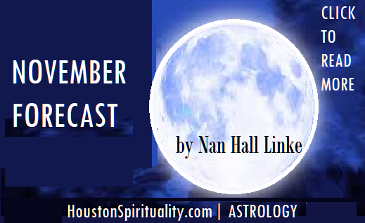 Nan Hall Linke | What to Expect in October including Two Full Moons