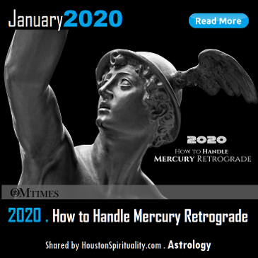 2020 How to Handle Mercury Retrograde. HSM Astrology