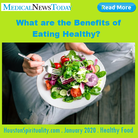 What are the Benefits of Eating Healthy? HSM January 2020