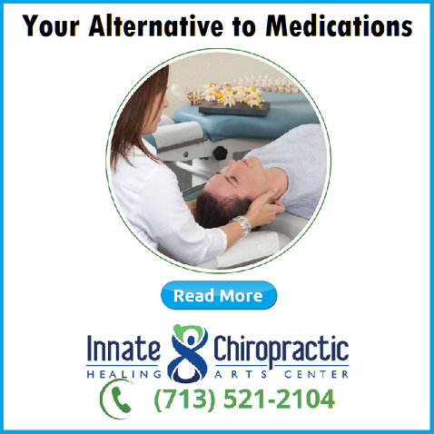 Your Alternative to Medications. Innate Chiropractic. Dr. Jackie St.Cyr